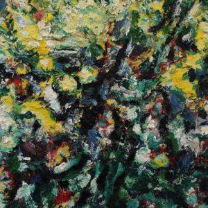 huile sur toile 81 x 60