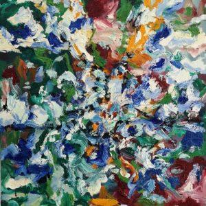 huile sur toile 61 x 50